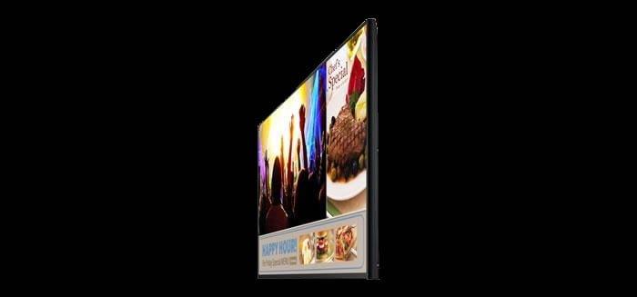 samsung Smart Signage TV