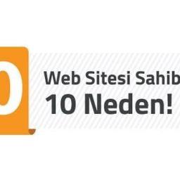 Bir Web Sitesi Sahibi Olmanız İçin Sayılabilecek 10 Neden!
