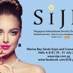 Singapur Uluslararası Takı Fuarı 2019 Medya Sponsoru'yuz.
