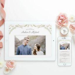 Online düğün davetiyesi siparişi verebilirsiniz...
