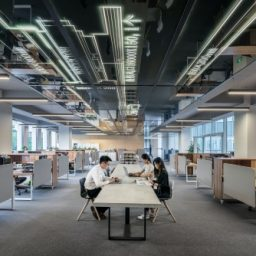 Office Space - Almost 80% of Recruitment Firms Reviewing Office Space Needs: Almost a Third Will Downsize